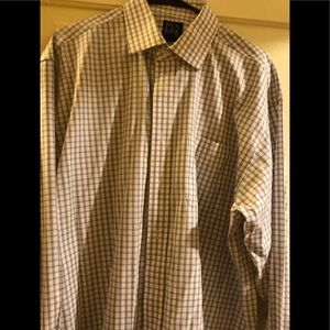 Jos A Bank Men's Dress shirt. 17 34/35